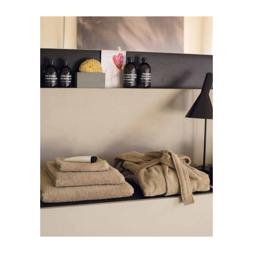 Svad Dondi SKIPPER 3 towels set + unisex bathrobe - foto