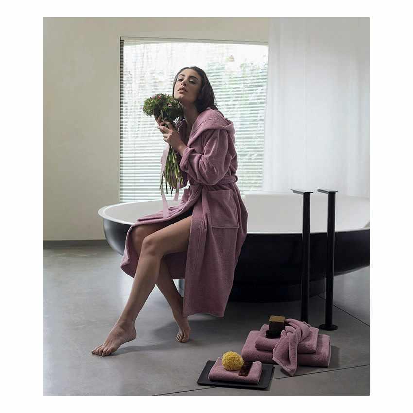 Svad Dondi TI AMO 3 towels set with bathrobe - scontato