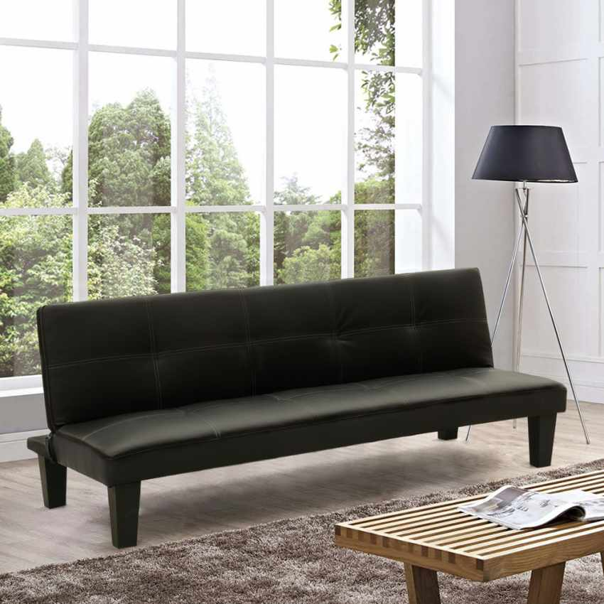 Topazio Living Small Sofa Bed For Studio Apartment Two Room And Office Nuevo