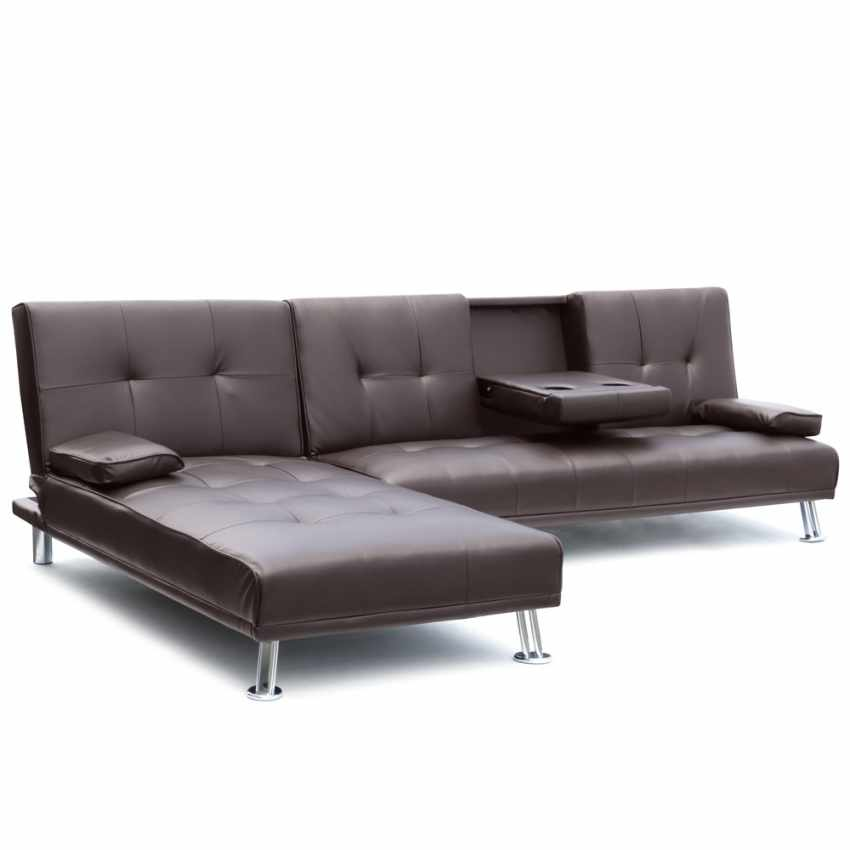 Leather Modular Sofas Vintage Leather Modular Sofa By