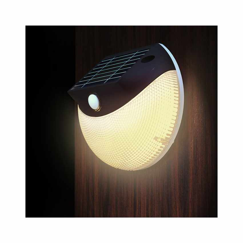 Solar wall lamp 200 lm led with motion detector moon lm003led solar wall lamp led with motion detector 200 lm moon basso prezzo aloadofball Choice Image