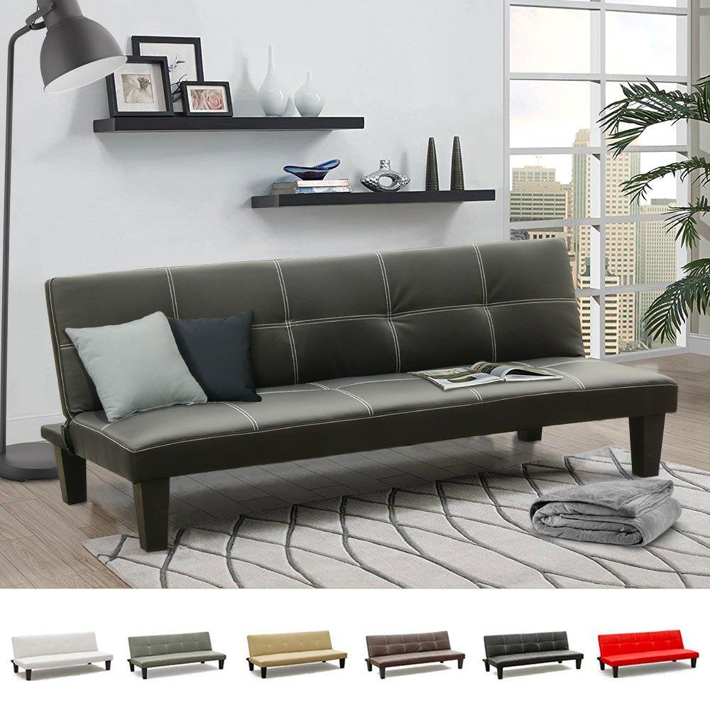 Topazio 3 Seat Convertible Sofa Bed