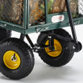 Garden trolley for transporting wood grass 400kg SHIRE - Exterieur