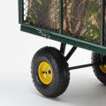 Garden trolley for transporting wood grass 400kg SHIRE - Bild