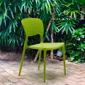Polypyopylene Garden Chair for Indoors and Outdoors Stackable GARDEN GIULIETTA - Verkauf
