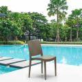 Polypropylene Dining Chair for Kitchen Living Room Bistro Grand Soleil TRIESTE - Exterieur