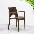 PARIS ARM Grand Soleil Chair with Armrests made of Polypropylene for Bar and Restaurant - neu