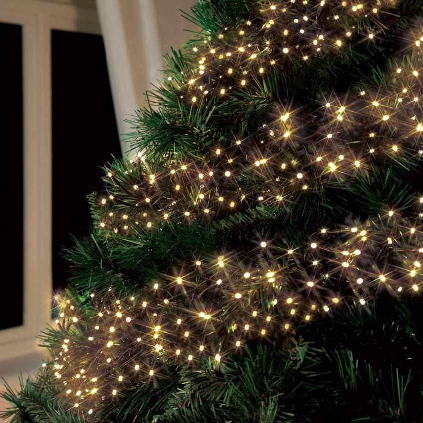 so100 solar christmas lights wire 100 led bianco