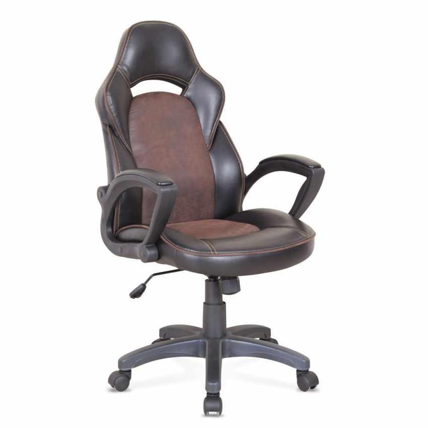 SU001RAC - Racing Office Chair with Ergonomic Design PRO - promozione