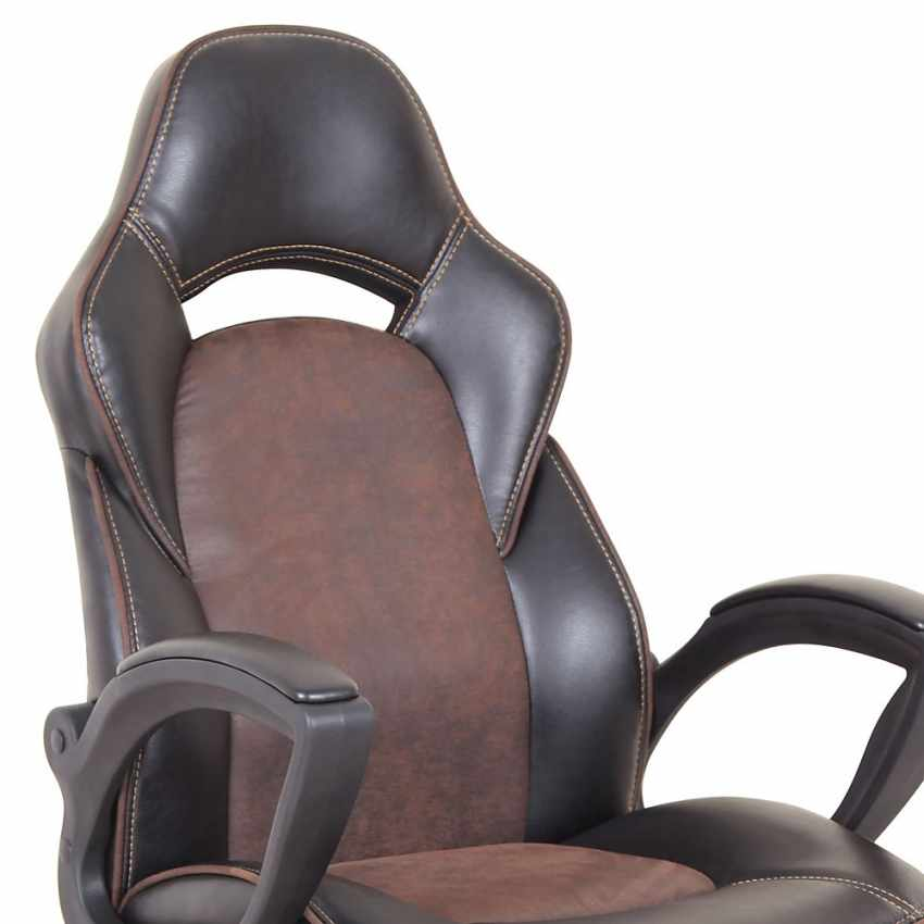 SU001RAC - Racing Office Chair with Ergonomic Design PRO - basso costo