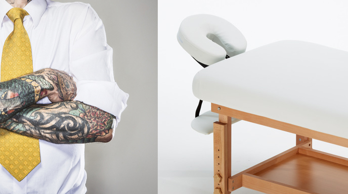 Best Professional Massage tables: how to choose, features and functions.