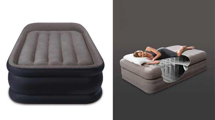 Best Single, Double and King-size Intex Air Bed: 2019 buyer's guide.